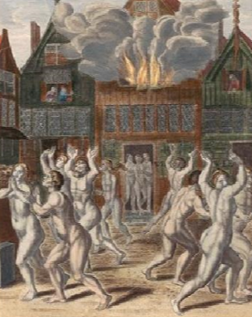 Boekpresentatie 'Nieuwe Maren - Amsterdam 1534 -1535'