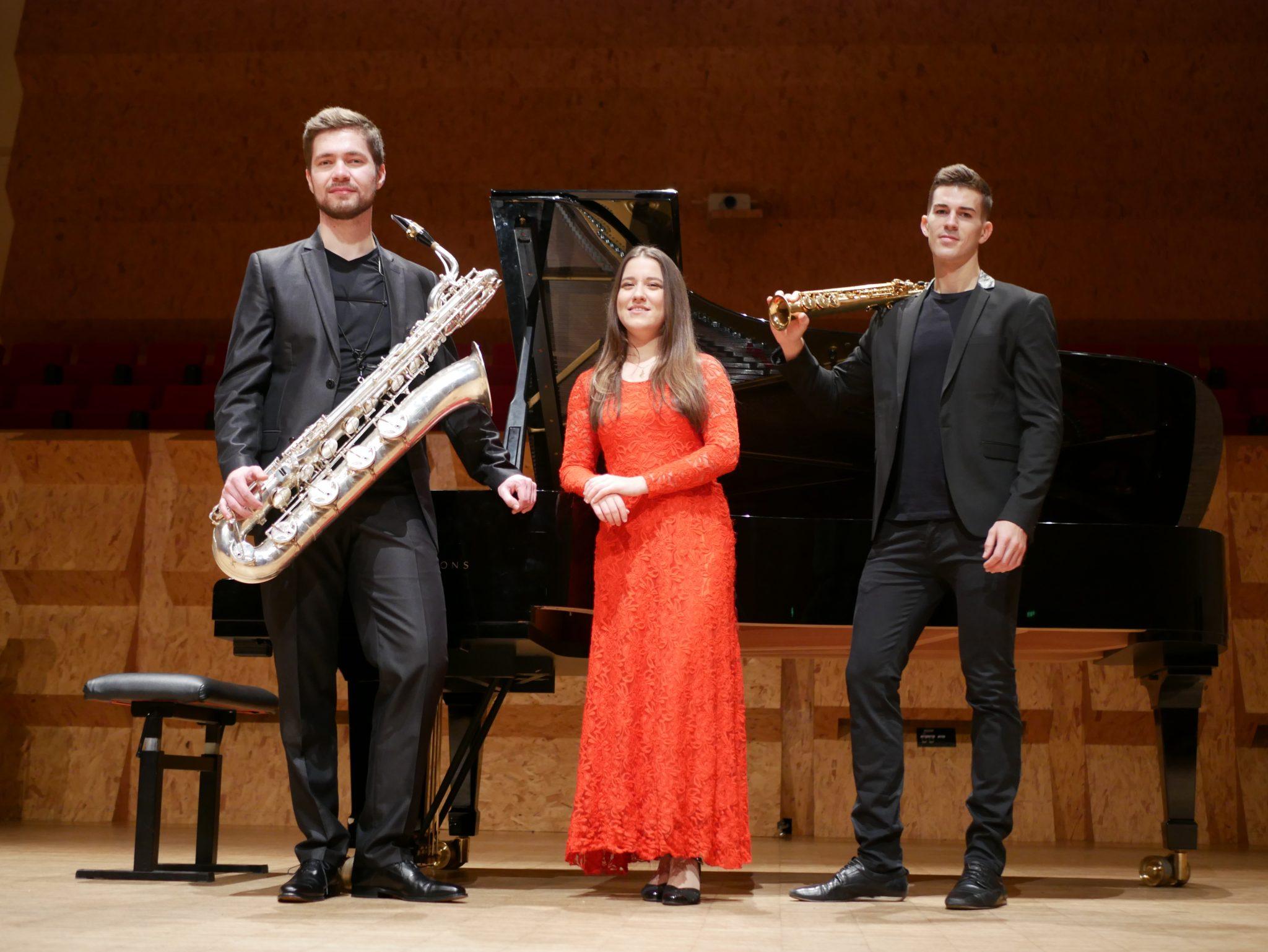 Lunchconcert; Lefko Trio