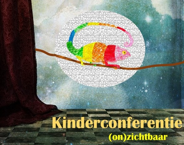 Kinderconferentie in Dopersduin: (On)zichtbaar